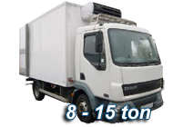 Click here to view our range of 8 to 15 ton trucks