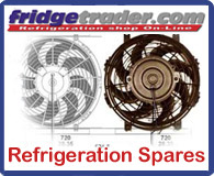 FridgeTrader for all your refrigeration spares parts