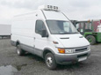 Mercedes Sprinter 208 SWB, 53 Plate, 120,000 Miles, Chill °C CONVERSION, Existing Rear Doors in use, Side loader, Carrier Xarios 150 SE, Single phase standby, MOT Till Jan 2009, Location: Merseyside.
